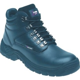 e4a9f209414 Cofra New Reno UK S3 SRC Black Safety Boots - Size 9 | Zoro UK