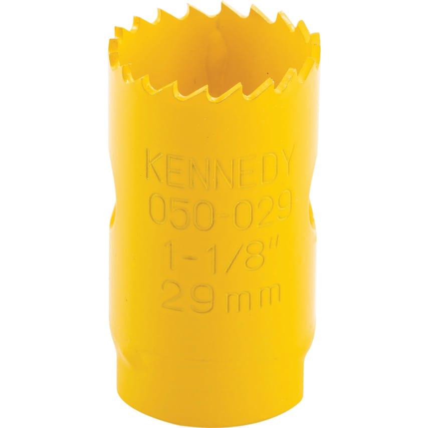 """Kennedy 32Mm Dia. (1.1/4"""") Bi-Met Al Holesaw U.K. ID ZT1147573X"""