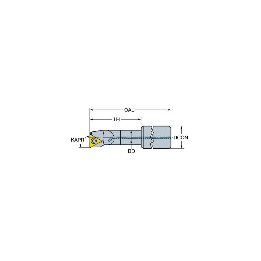 Sandvik Coromant R429U-E16-0301501A Boring Bar