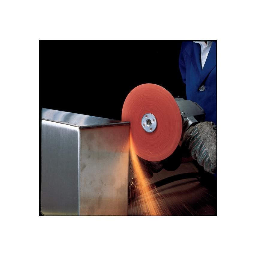 York 115 X 22Mm Al/Ox Fibre Discs P36 U.K. ID ZT1032093X