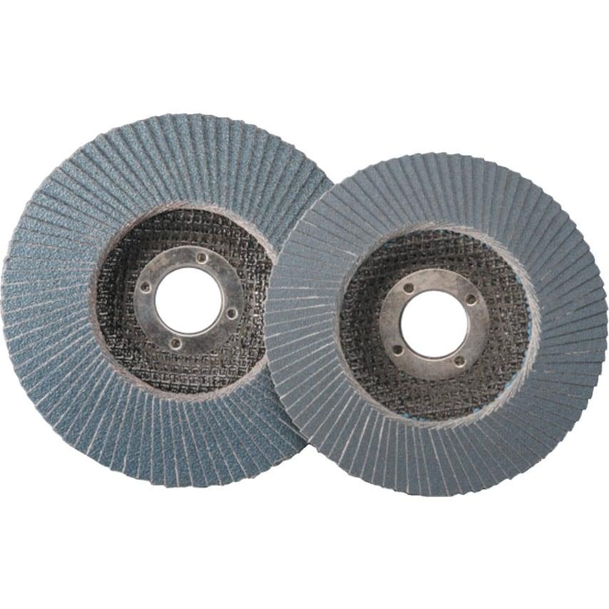 3M 65046 566A Flat Flap Disc 180Mm P60 U.K. ID ZT1033638X