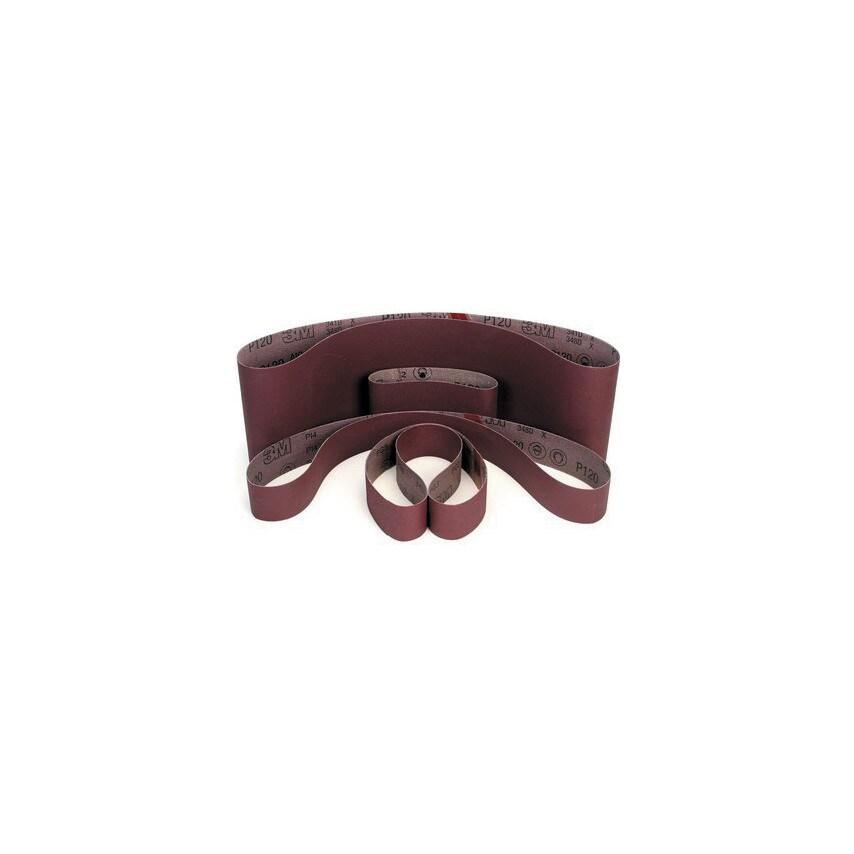 3M 609496 50X1525Mm 341D Cloth Belts P80 U.K. ID ZT1032910X