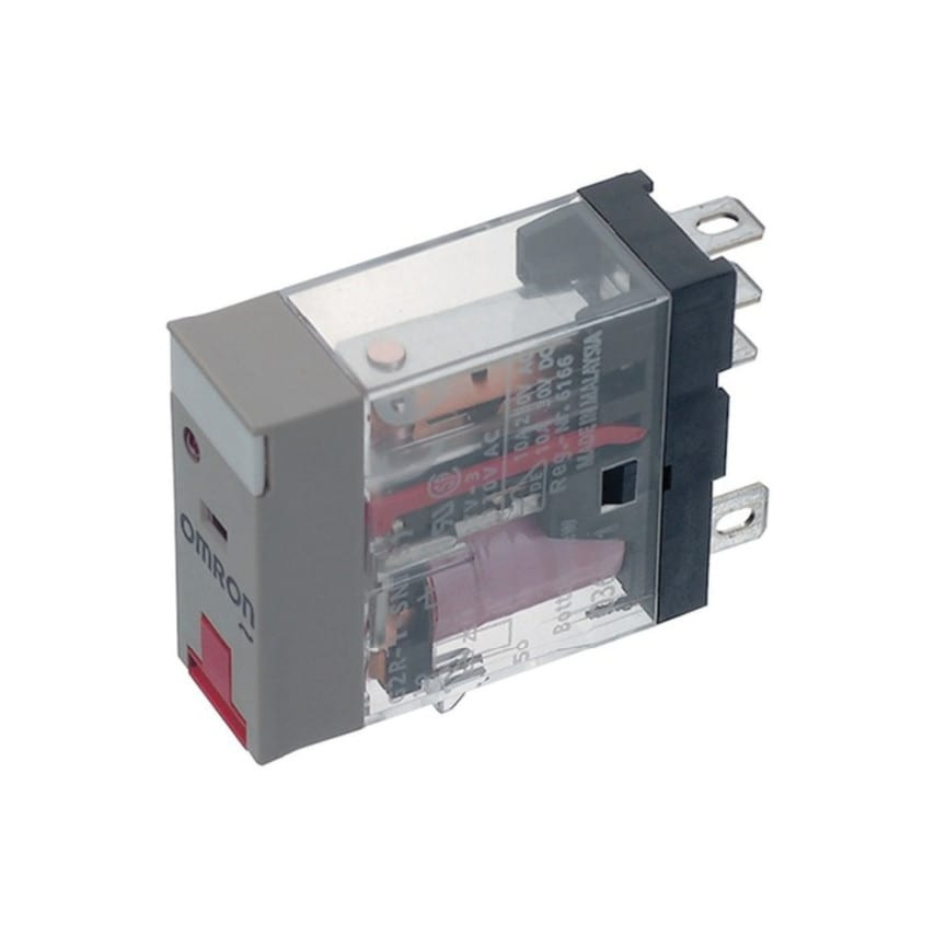Omron Slim Relay G2R-1-Sni 110Ac(S) UK Specification