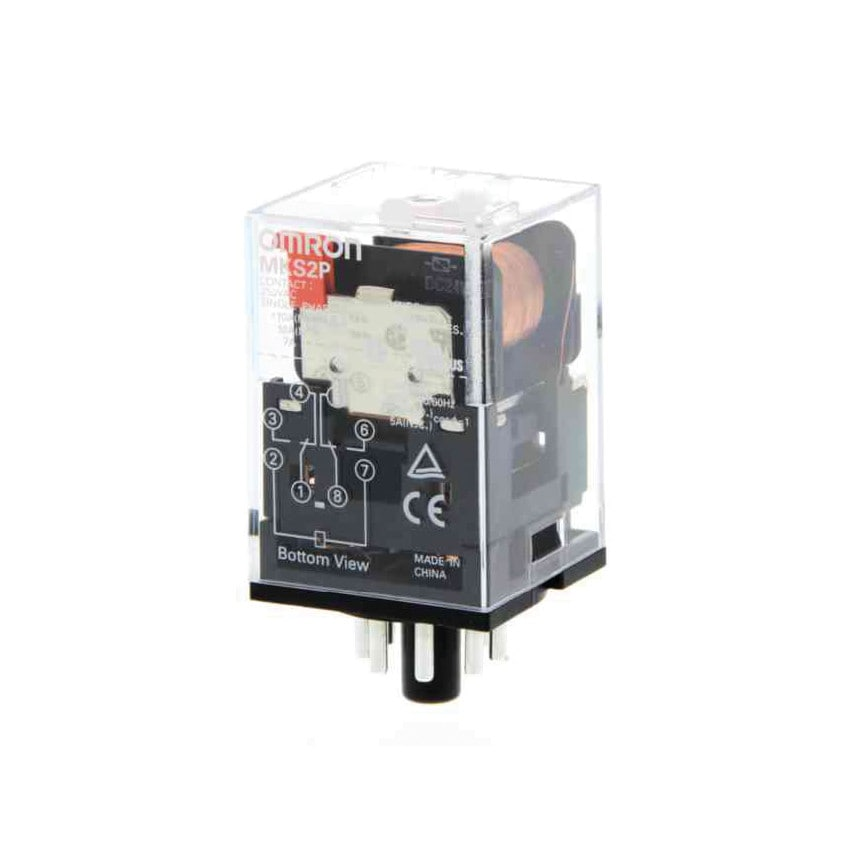 Omron Super Relay Mks3P-5 Dc12 UK Specification