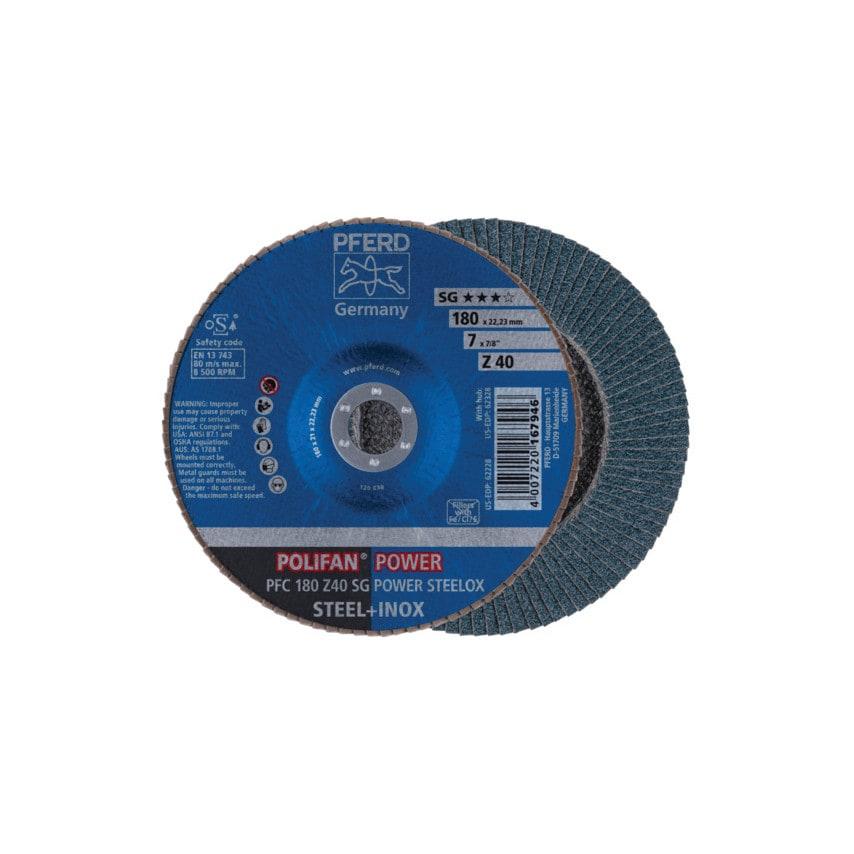 Dronco 115Xm14 Zircon Speed 80 Flap Disc - Pack Of 10