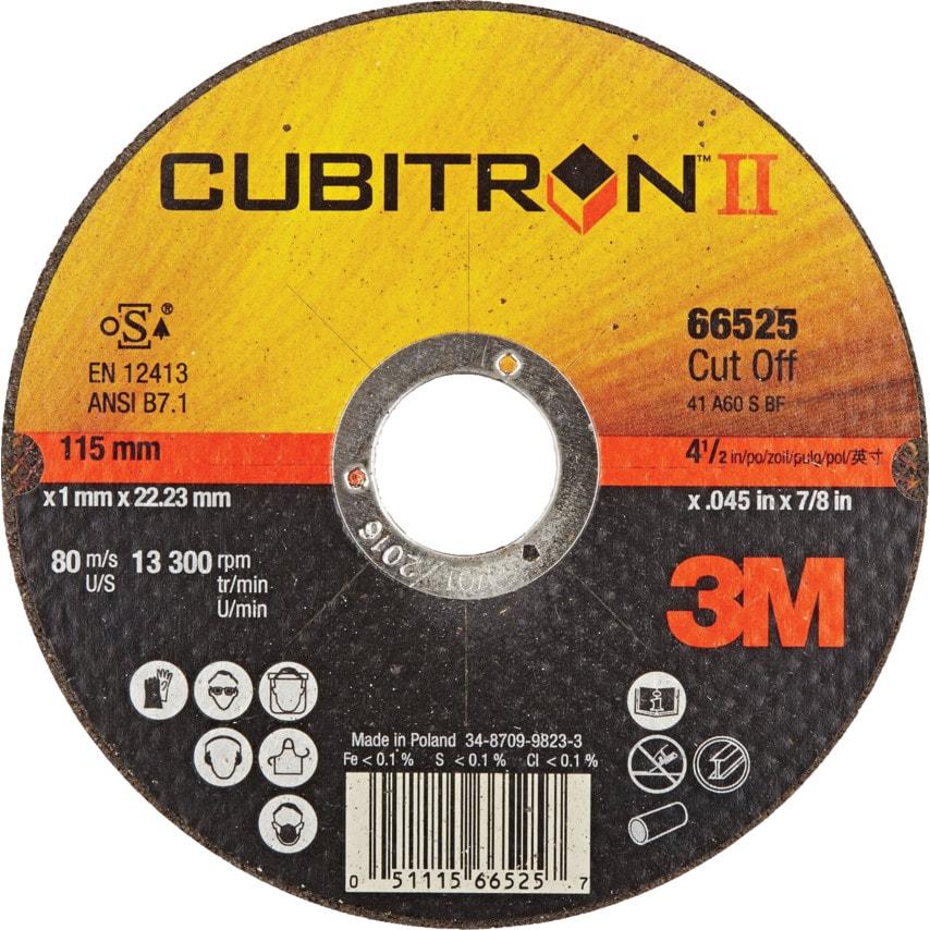 230X2.0X22.23Mm Cubitron Ii Cutting Disc 41 U.K. ID ZT1034912X