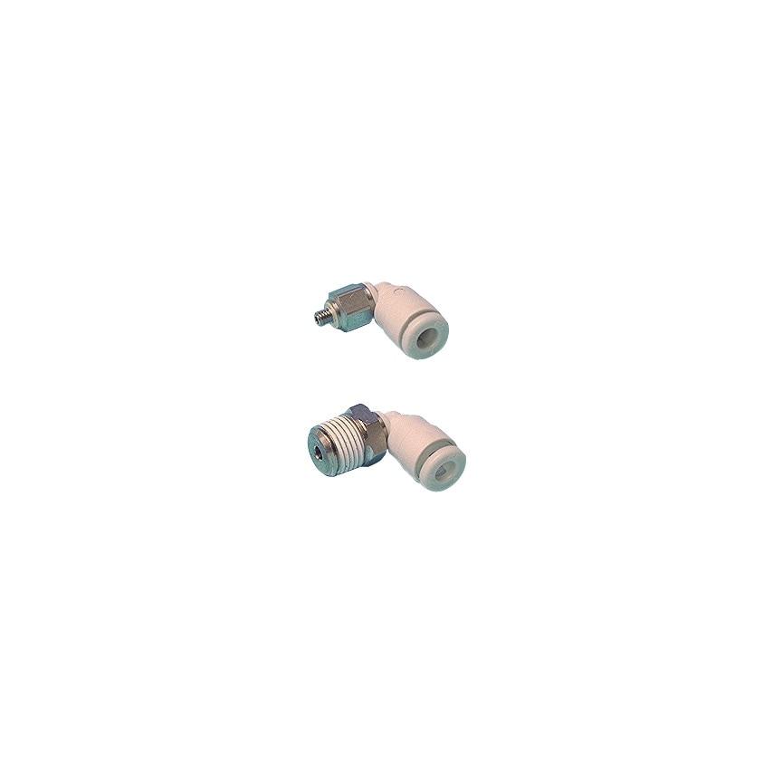 Smc Kq2L06-01Ns One Touch Fitting U.K. ID ZT1066394X