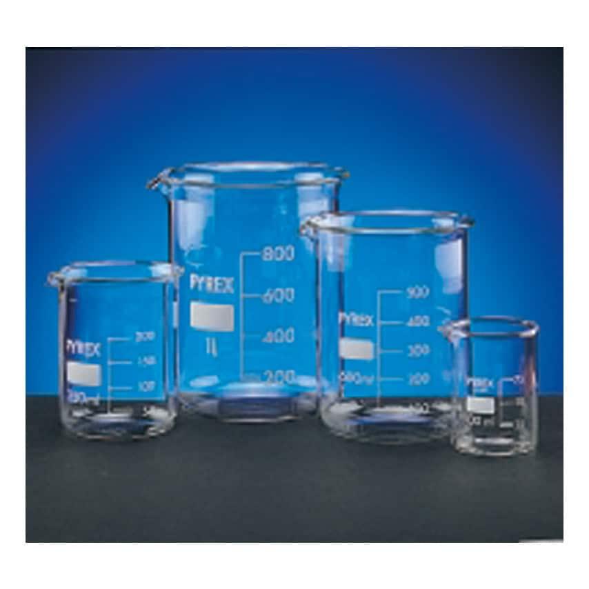 Pyrex Beaker Low Form 250Ml 1000/10D (10)