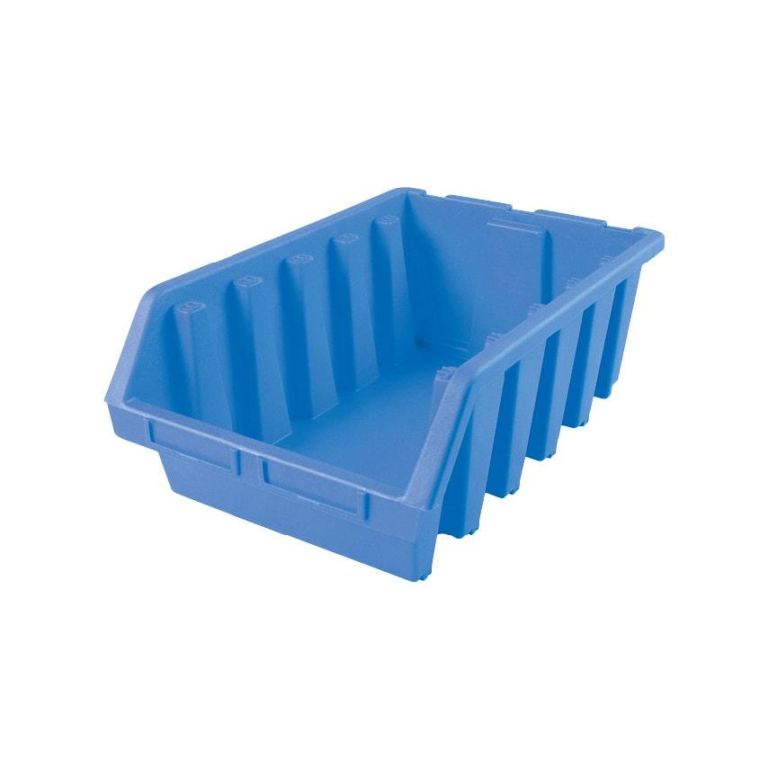 Matlock Mtl5 Hd Plastic Storage Bin Blue UK Specification