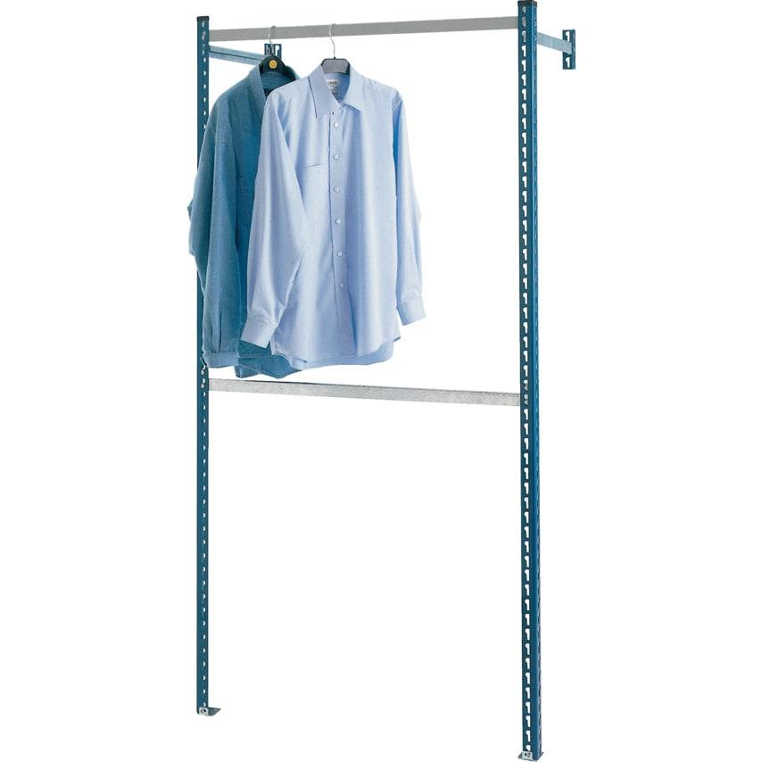 Matlock Just Garment Hanging Sgl/ S 1980X1000X300-L/ Grey U.K. ID ZT1020247X
