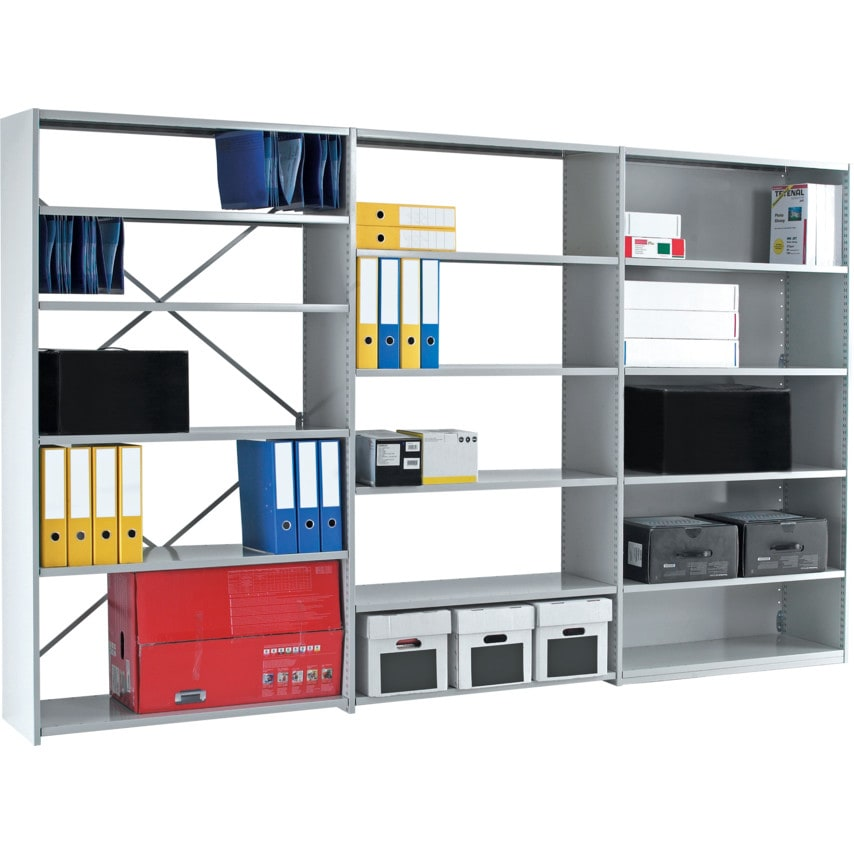 Matlock Stormor Duo 6 Shelf Closed Str Bay 1850X1000X300 U.K. ID ZT1019913X