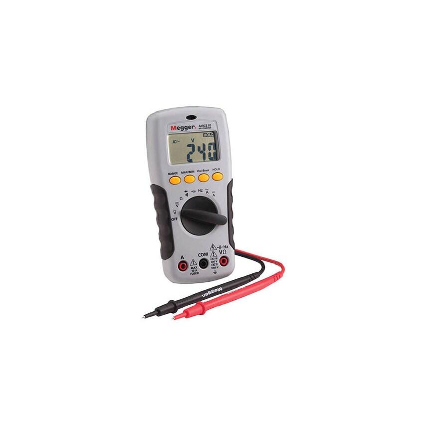 Megger Avo210 Electricians Digital Multimeter
