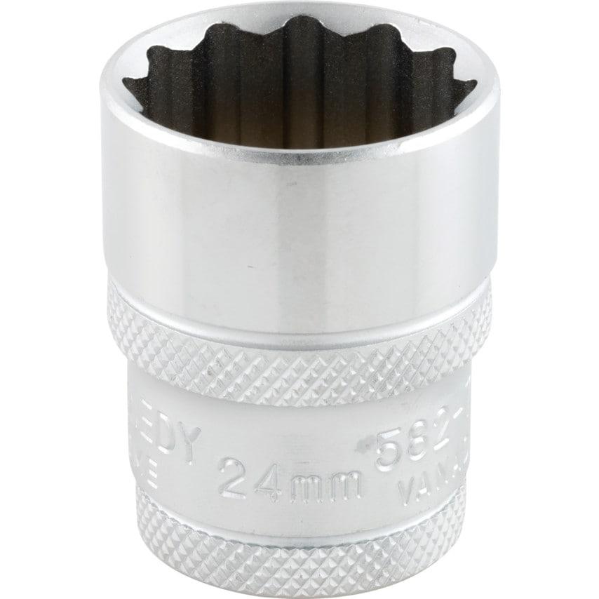 """Kennedy-Pro 20Mm Socket 1/2"""" Sq Dr U.K. ID ZT1006297X"""