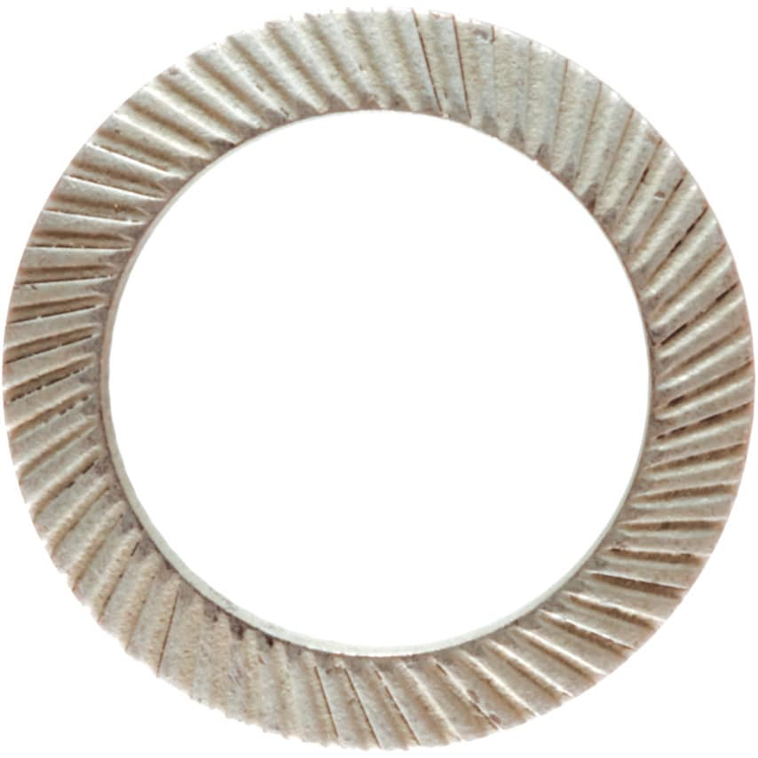 Qualfast M20 Type-Vs Serrated Safety Washer Spring Steel Pack Of 100 UK Specification