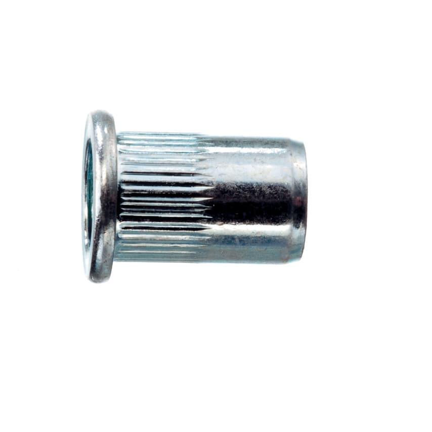 Qualfast 4-Ocsh-40 Blind Csk Rivet Nut Ser Shank A2 (Bx-250) UK Specification