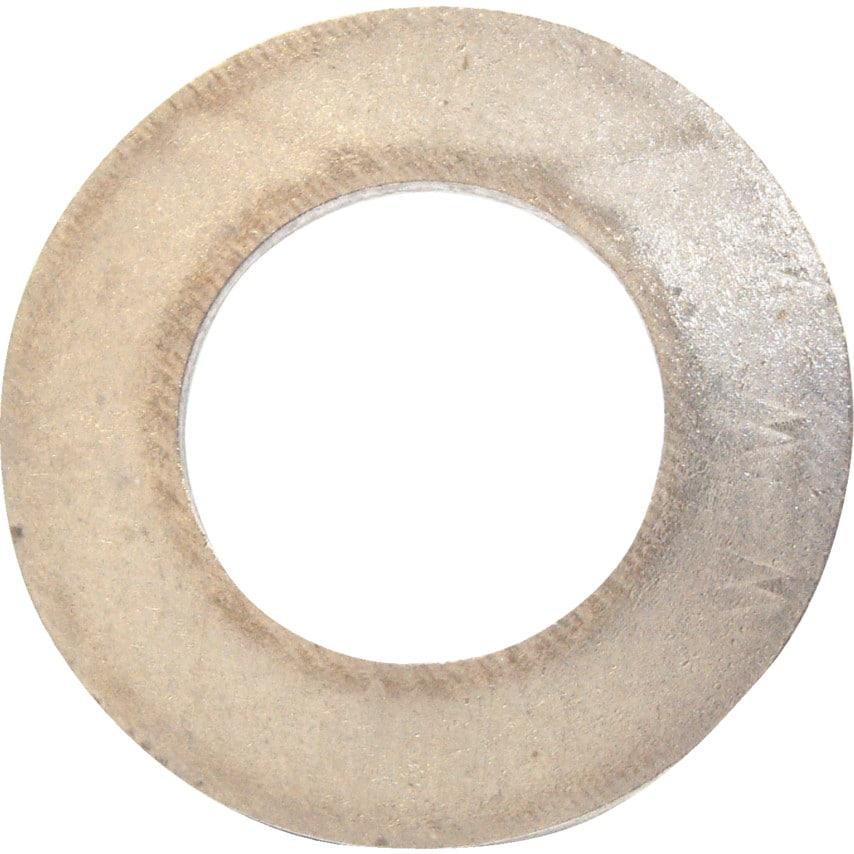 Qualfast M18 Form-A Washer Steel 140Hv Zinc & Yellow Din 125-1A Pack Of 100 U.K. ID ZT1112564X