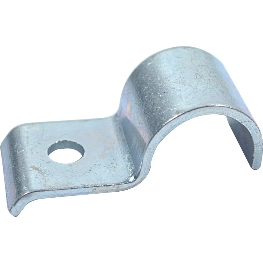Matlock 26Mm (1-Pipe) Half Saddle Clamp Heavy Duty Bzp UK Specification