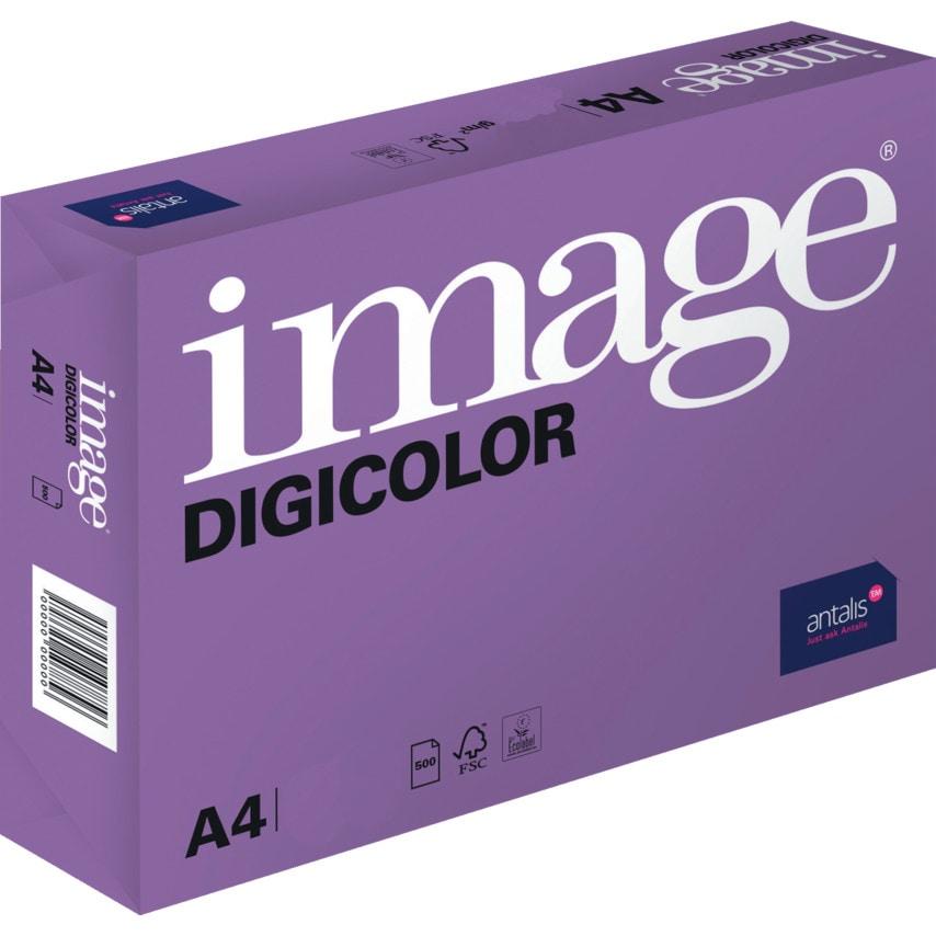Image Paper Copy Paper Digicolour A4 100Gsm Ream 500 Sheets (ZT1048424X 53254) photo