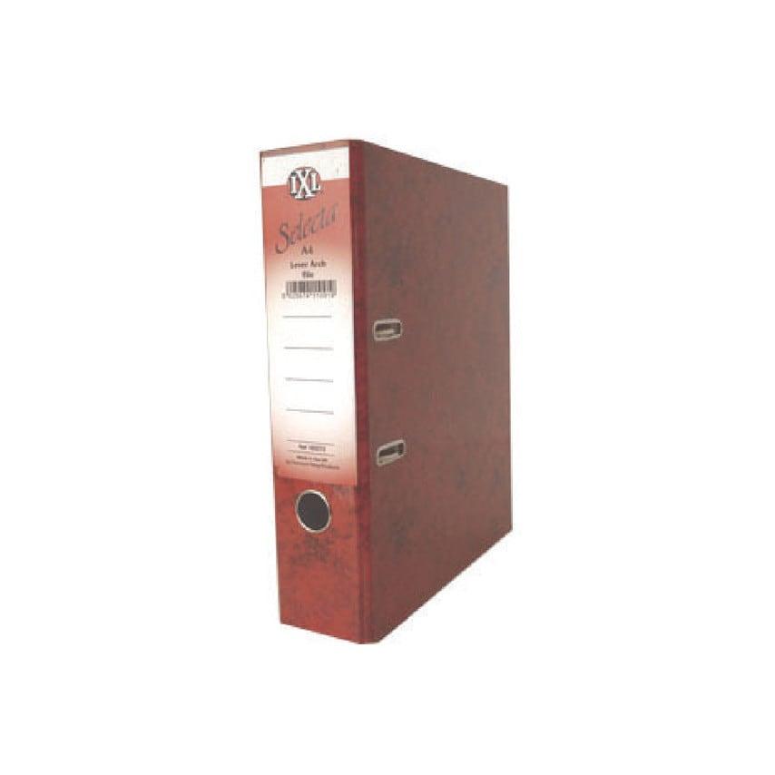 162272 Ixl Selecta L/Arch A4 Red (Pk-10) U.K. ID ZT1052630X