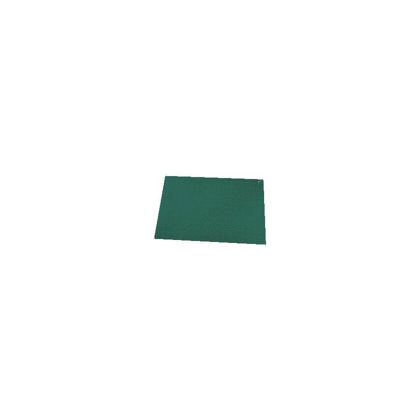 Q-Connect Cutting Mat A4 Green