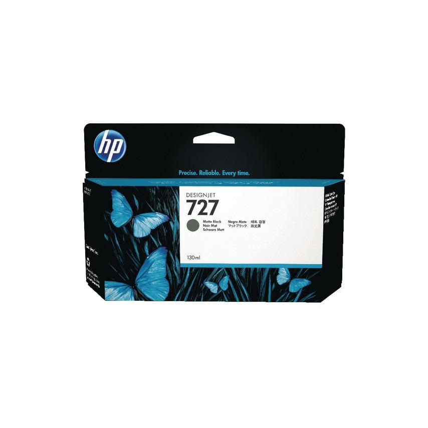 B3P22A 727 Inkjet Cartridge Matte Blk UK Specification