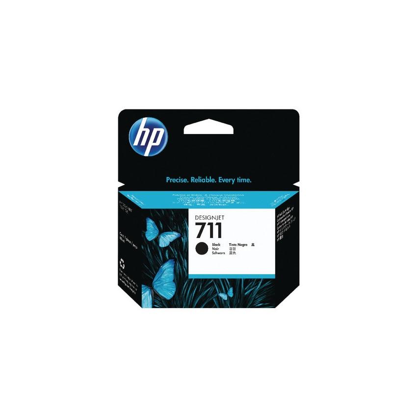 Cz133A Hp711 Blk Inkjet Cartridge Blk UK Specification