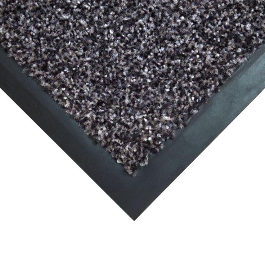 Coba Supreme Black & Grey Entrance Mat 0.9M X 1.5M UK Specification