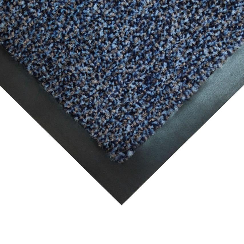 Coba Supreme Grey & Blue Entrance Mat 1.3M X 2M UK Specification