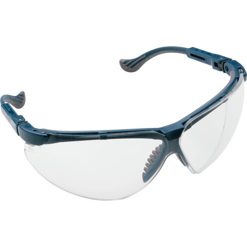 Honeywell 1011026 Xc Blue Frame Tsr Grey Lens Eye Shield U.K. ID ZT1173876X