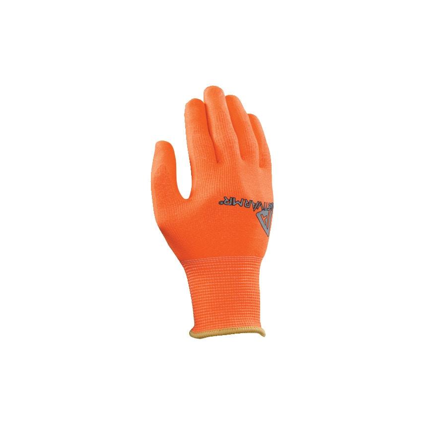 Ansell 97-013 Activarmr Orange Cut Resistant Gloves Size 8 UK Specification