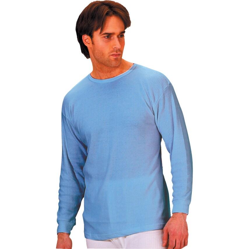 Beeswift Click Regular Workwear Thvls Men'S Blue Medium Thermal Vest U.K. ID ZT1168424X