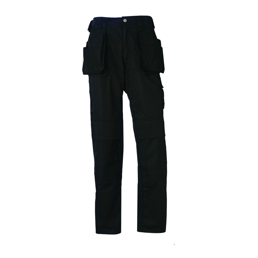 76438-590 Manchester Construction Trousers - Black C54