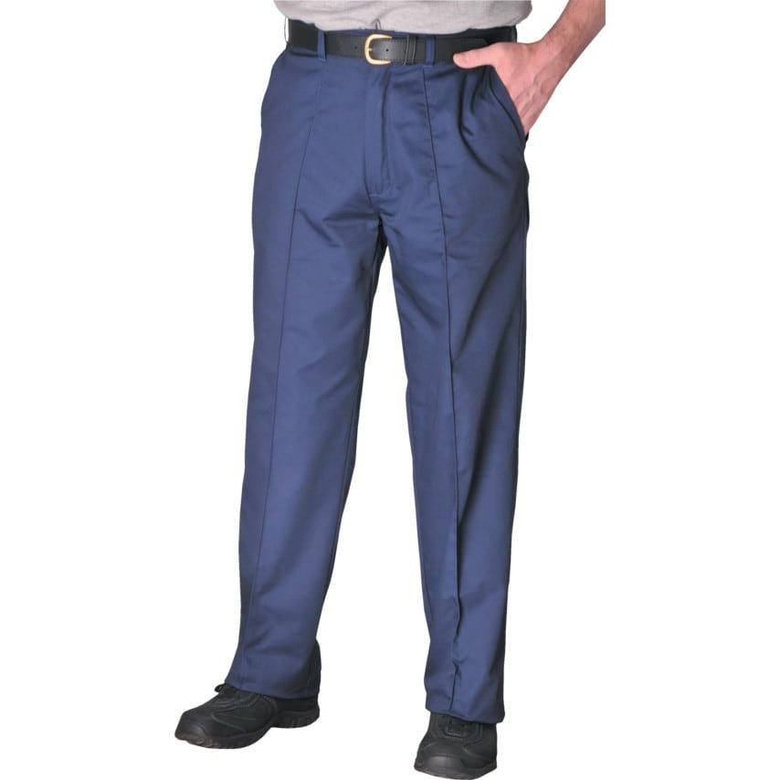 Portwest S885 Men'S Mayo Navy 34R Work Trousers U.K. ID ZT1170756X