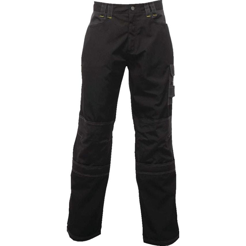 Regatta Trj335 Holster Men'S Black 36L Hardwear Trousers UK Specification