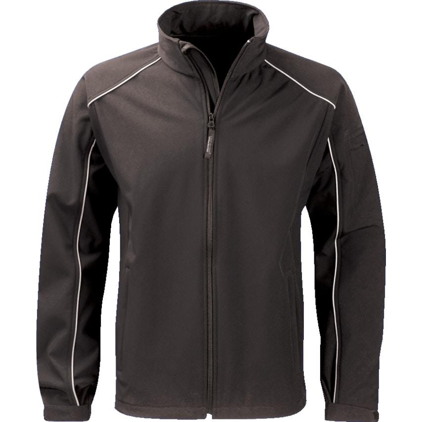 Sitesafe Ssjm260 Men'S Large Black Soft Shell Jacket U.K. ID ZT1172467X