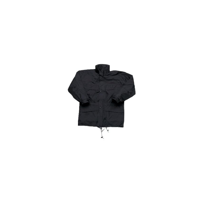 Sitesafe Oj Medium Outer Black Jacket U.K. ID ZT1172673X