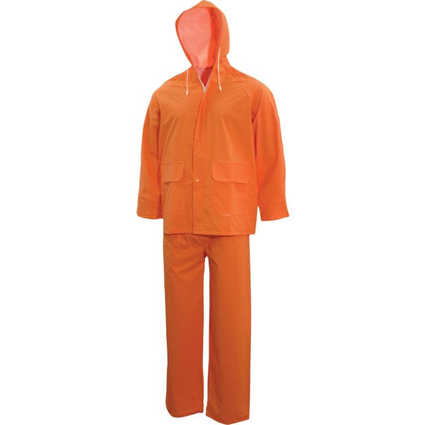 Tuffsafe Rainsuit Orange 2Pce Large U.K. ID ZT1168707X