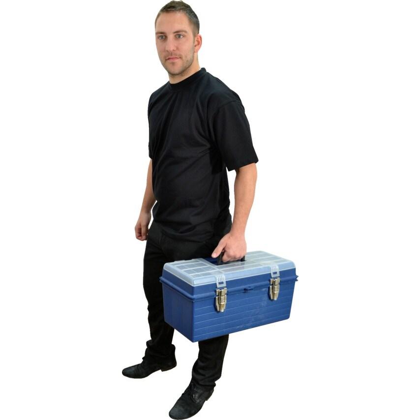 Tuffsafe T200 Xxl Black T-Shirt U.K. ID ZT1168496X