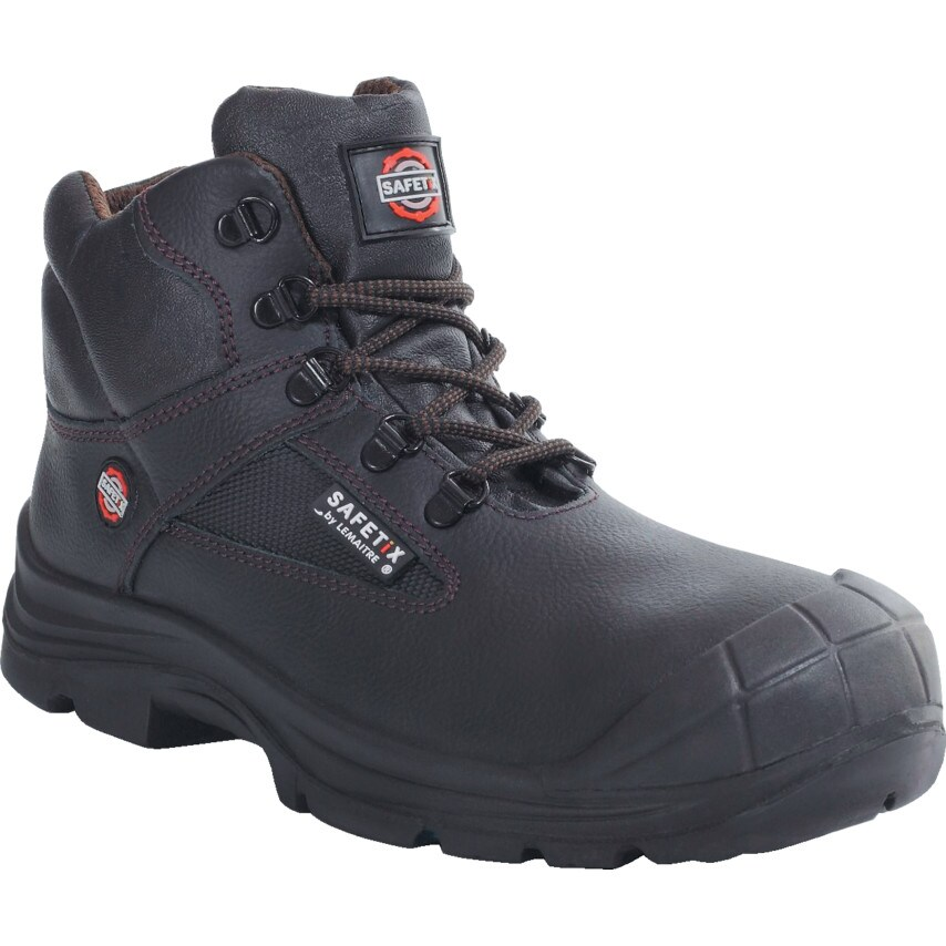 Safetix Pb253 Scorpius Black Chukka Safety Boots Size 10 U.K. ID ZT1182581X