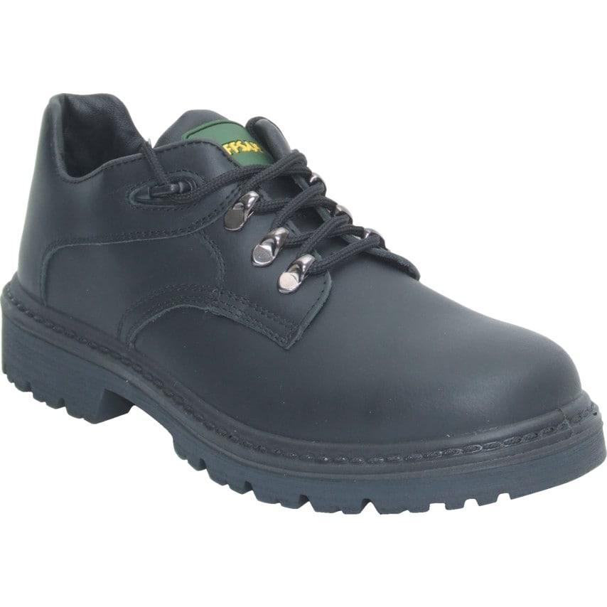 Tuffsafe Safety Shoe S3 W/Resist Upper Black Swb07 Sz.7 U.K. ID ZT1179600X