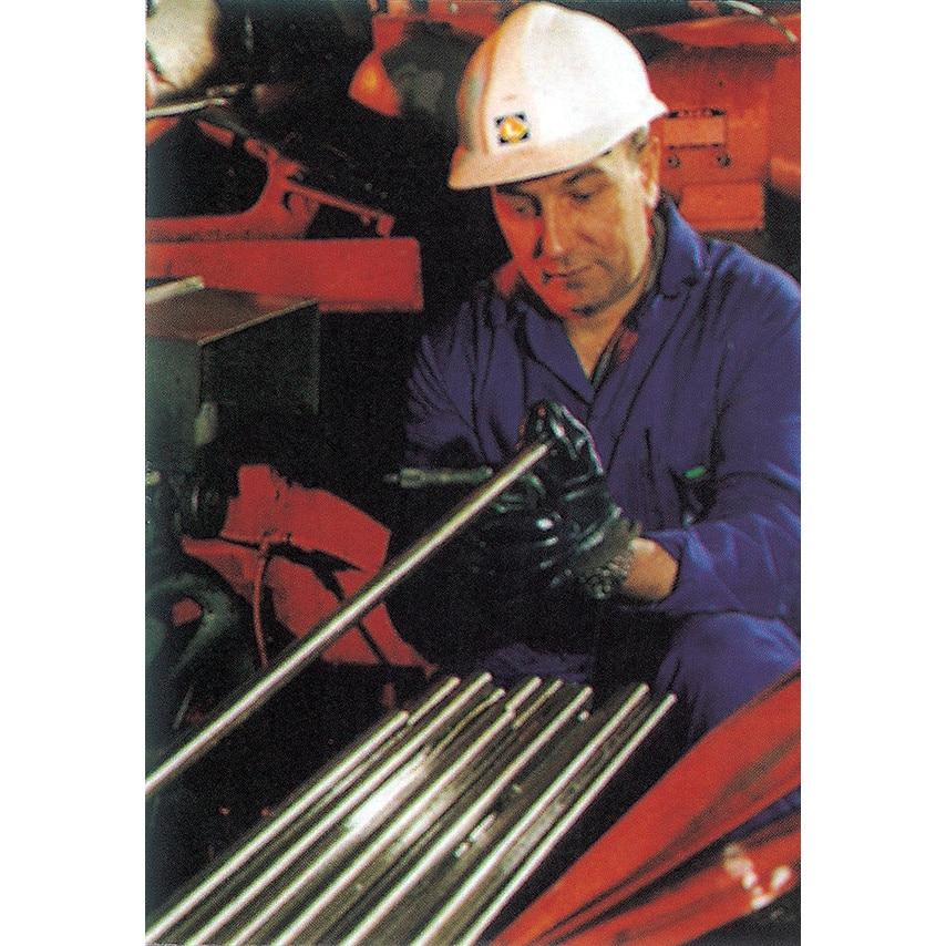 Easyfix Silver Anodised Aluminium Tube - 2500 mm
