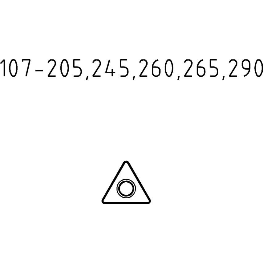 Indexa 3116 Shim UK Specification